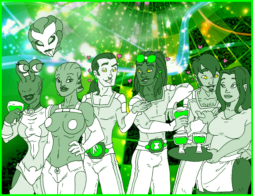 Intergalactic Green Party